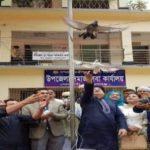 সোনারগাঁ উপজেলা প্রশাসন এর উদ্যোগে দুর্নীতি দিবস পালন